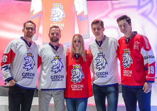 Новая форма хоккейной сборной Чехии разозлила фанатов