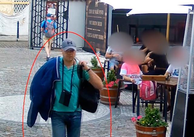 У посетителя пражского ресторана украли 132 тыс. крон: видео