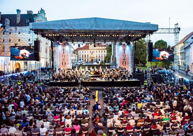 Чешский филармонический оркестр даст бесплатный концерт в Праге