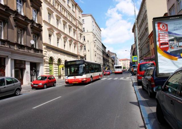 Во вторник в Праге начнут ремонтировать улицу Koněvova
