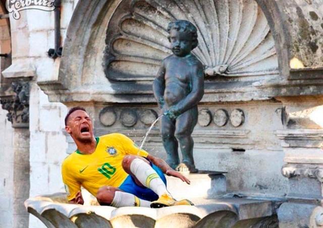 Госсекретарь Бельгии отметил победу сборной провокационным фото