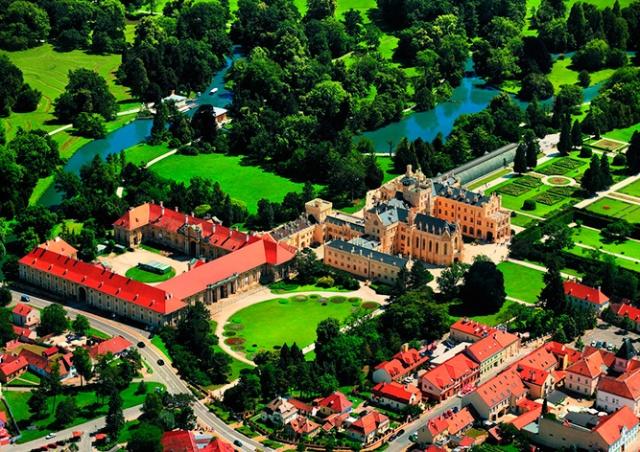 Названы самые популярные достопримечательности Чехии