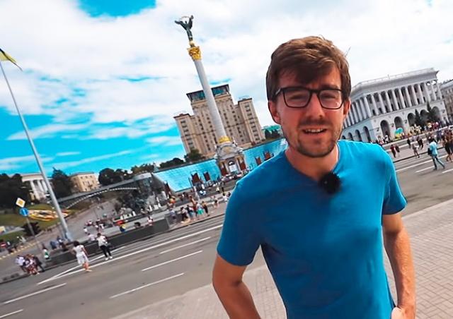 Чешский журналист назвал 10 причин посетить Киев: видео