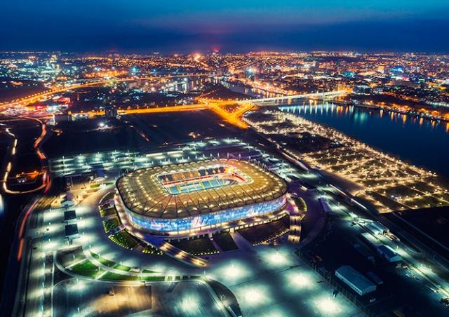 На футбольном матче Россия – Чехия ожидается аншлаг