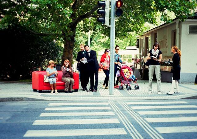 В субботу жители Праги смогут «Ощутить город иначе»