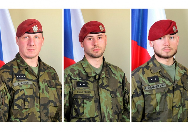 Жители Чехии за три дня собрали семьям павших солдат 2,7 млн крон