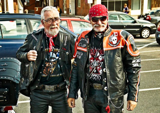 В Германии пенсионеры сбежали из дома престарелых на рок-фестиваль