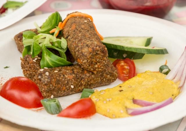 В Праге пройдет вегетарианский фестиваль Vegefest