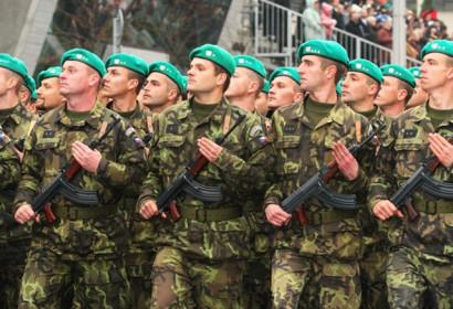 В Праге пройдет крупнейший в чешской истории военный парад