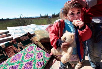 Десятки чешских семей изъявили желание принять сирийских сирот