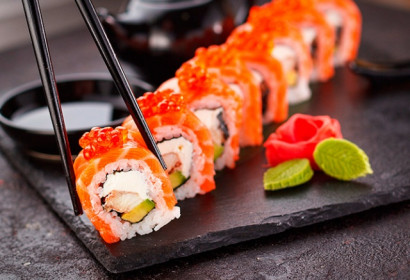 Немца выставили из ресторана «All you can eat» после 100 съеденных порций суши