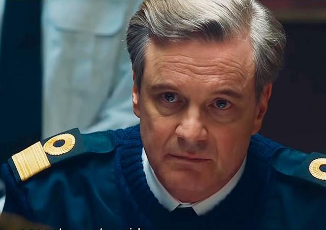 Вышел трейлер фильма «Курск» с Колином Фертом