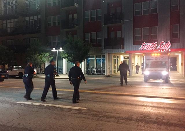 Женщина-полицейский ошиблась дверью и застрелила соседа