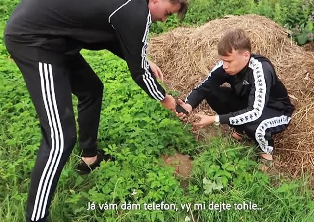 На «Пражского гида» сняли пародию в «русском стиле»: видео