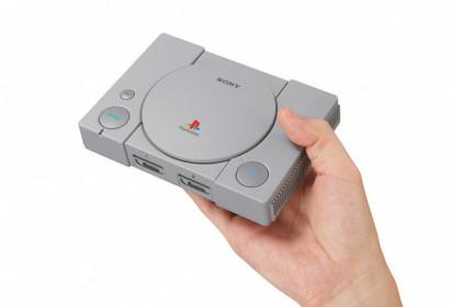 Sony анонсировала мини-версию первой PlayStation