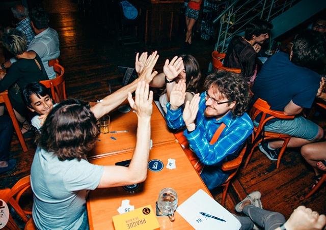Русскоязычных жителей Праги пригласили сыграть в «Jack Quiz»