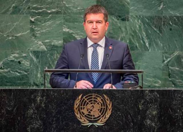 Чехия напомнила ООН об аннексии Крыма
