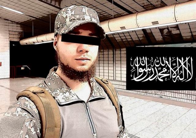 В Чехии задержали исламиста, готовившего теракт