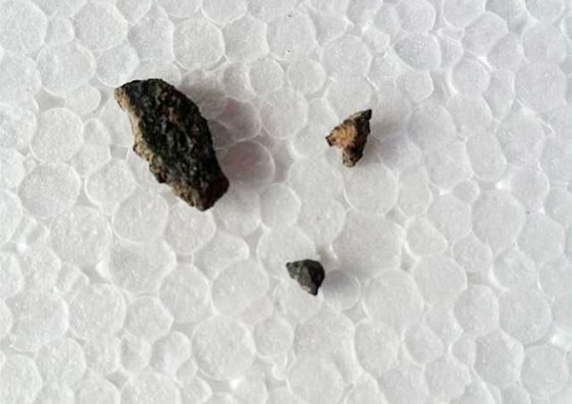 Метеорит пробил крышу частного дома в Чехии