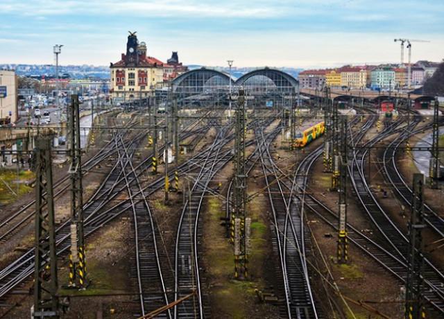 Украина запустит скоростные поезда в Прагу
