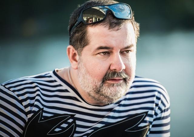 Сергей Лукьяненко в Праге встретится с читателями и представит фильм «Черновик»