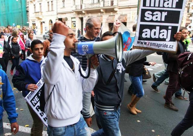 Цыгане устроят в Праге «парад гордости»