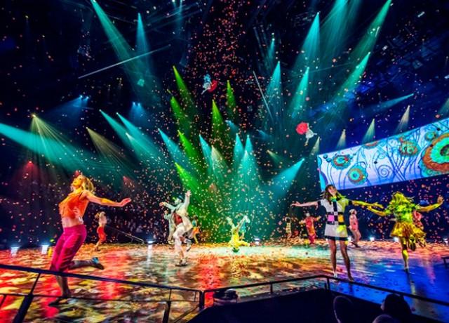Cirque du Soleil создаст шоу по мотивам жизни Лионеля Месси