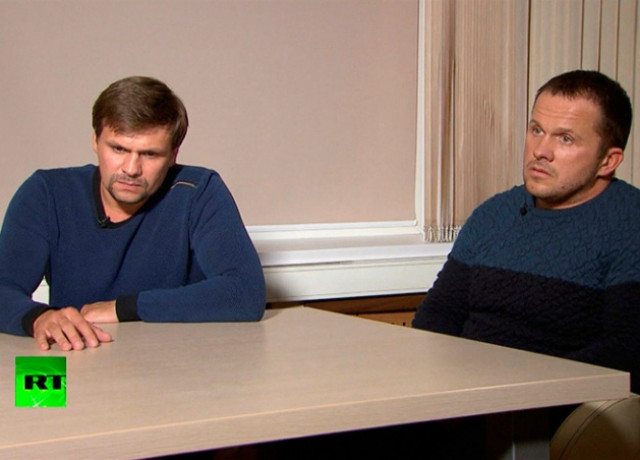 Боширов и Петров посещали Чехию со спецзаданием
