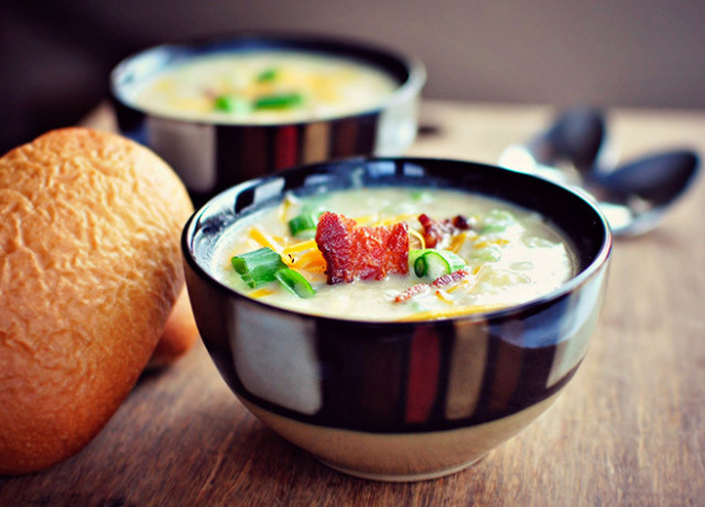 В центре Праги пройдет фестиваль супов Polívkování