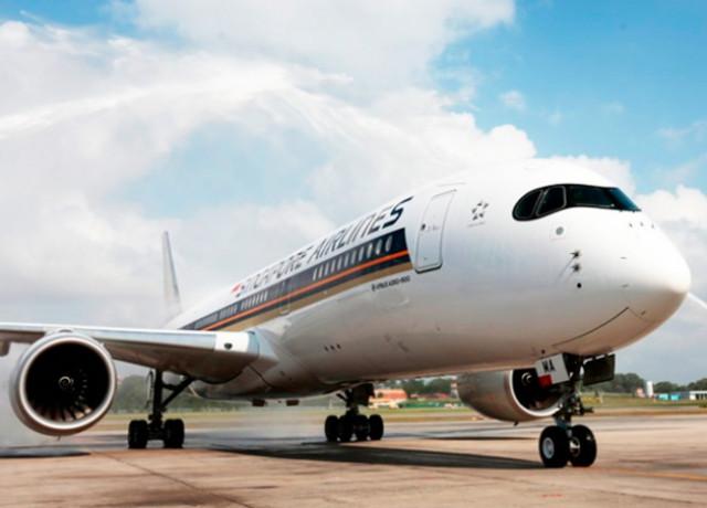 Singapore Airlines открыла самый продолжительный в мире беспосадочный рейс