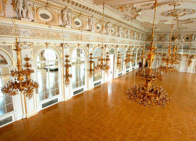 Парадные залы Пражского Града откроются для бесплатного посещения