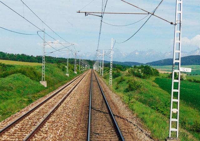 Путь из Кошице в Прагу глазами машиниста: восьмичасовое видео
