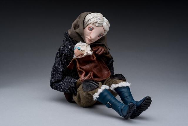В Праге пройдет международная выставка кукол ручной работы