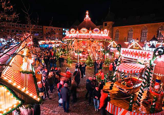 Видео: сказочное Рождество в Праге и других городах Европы