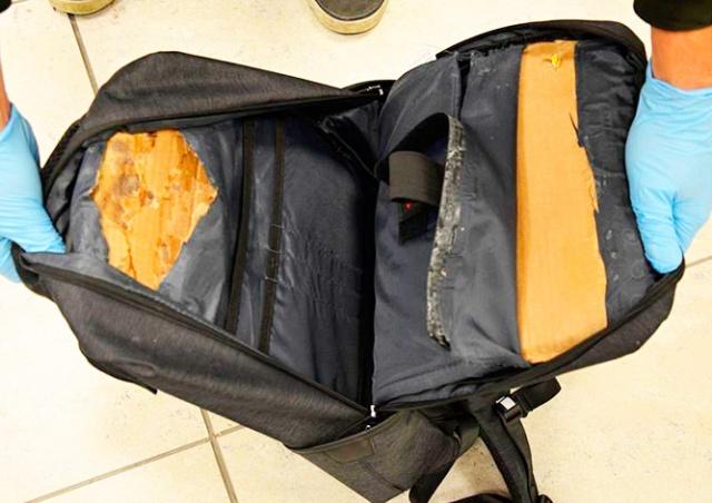 В аэропорту Праги задержали 76-летнего контрабандиста