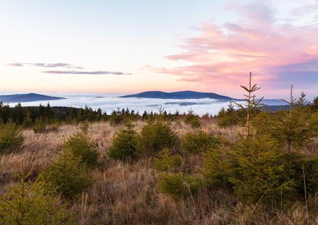 Потрясающие чешские горы в формате time-lapse: видео