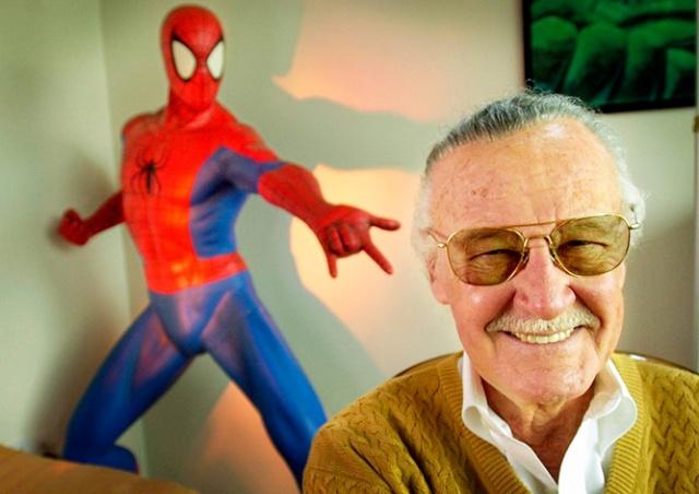 Умер создатель «Человека-паука» и «Людей Икс» Стэн Ли