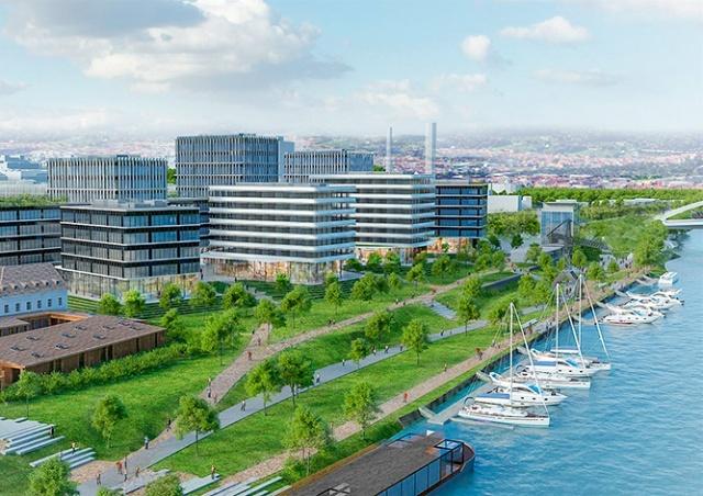 В пражском районе Голешовице построят новый квартал