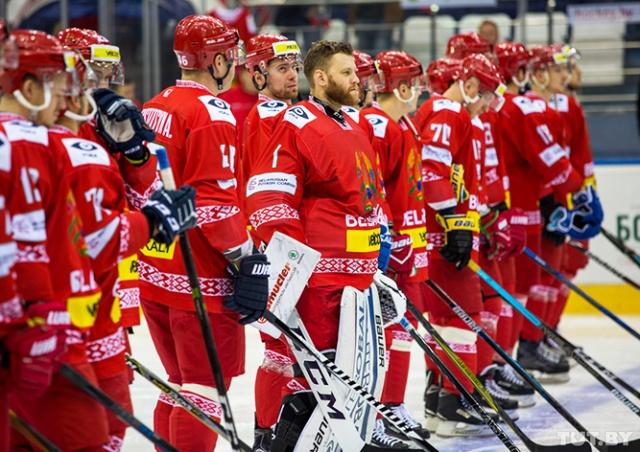 На хоккейном турнире вместо гимна Беларуси включили хит «Песняров»: видео