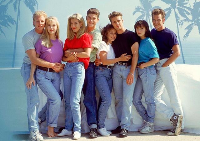 Культовый сериал «Беверли-Хиллз, 90210» получит продолжение