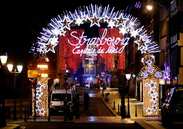 Террорист устроил бойню на рождественской ярмарке Страсбурга