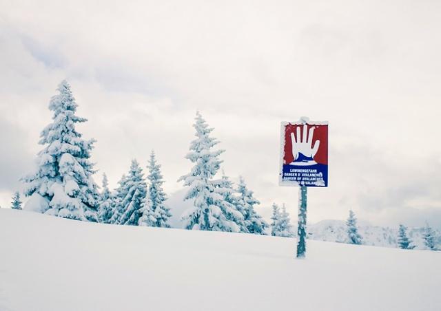 Чешский турист погиб под лавиной в Альпах