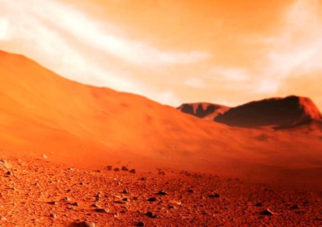 Человечество впервые услышало шум ветра на Марсе