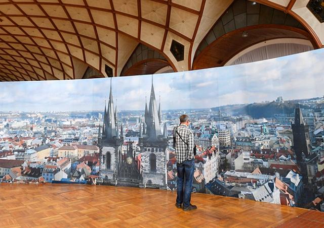 Самое детализированное фото Праги выложили в Сеть: 405 гигапикселей