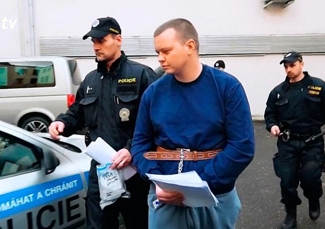 Чешский суд арестовал мужчину, захватившего заложников в банке