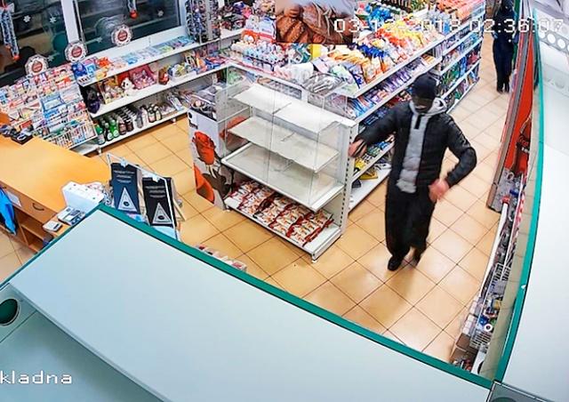 В Чехии грабители застрелили продавщицу: видео