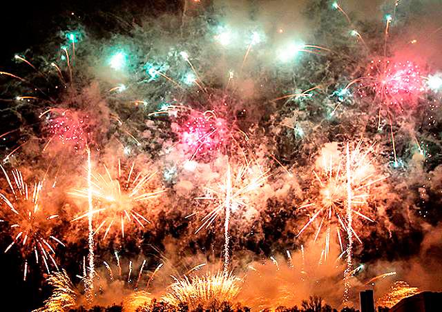 Каким будет новогодний фейерверк в Праге