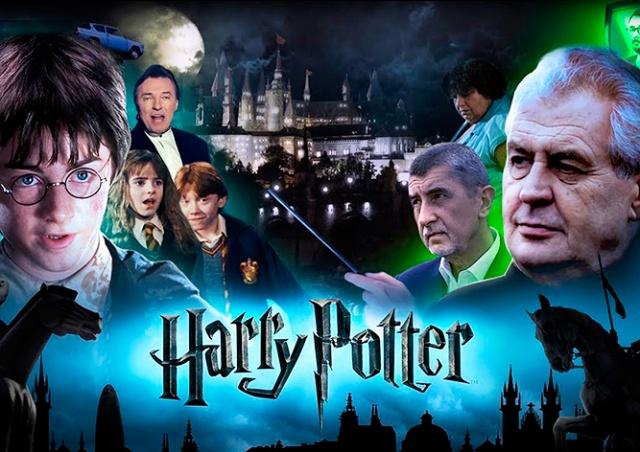 Кем были бы Земан, Бабиш и Путин в мире Гарри Поттера: видео