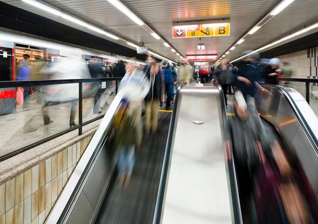 Желтая ветка пражского метро получит новую станцию