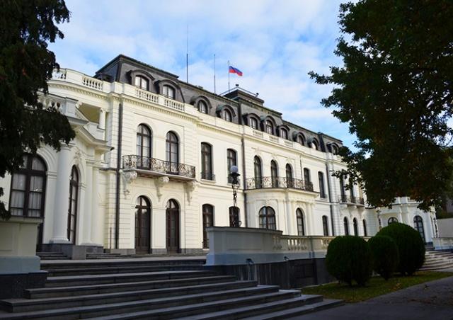 Посольство РФ попросило у Чехии охрану для своего дипломата